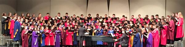 All-City Honor Choirs